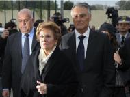 Presidente da República na missa de Eusébio [Lusa]