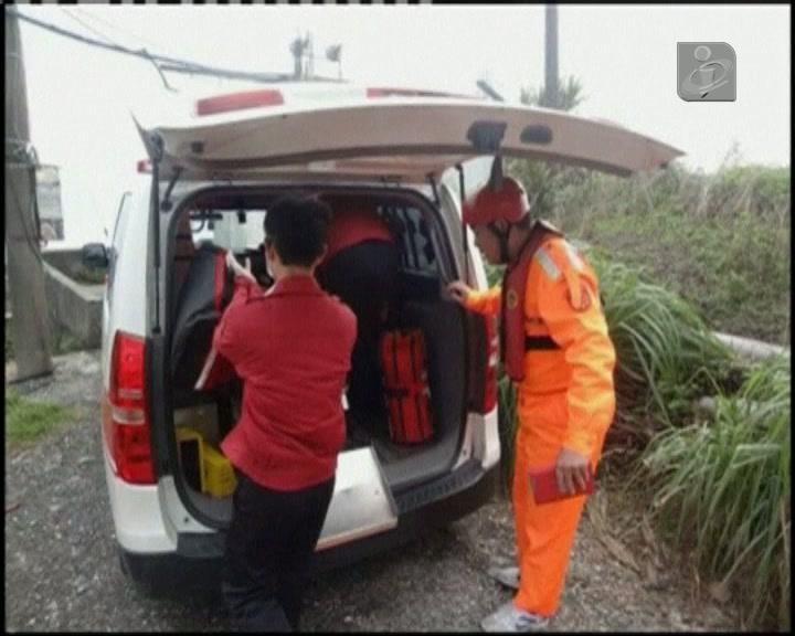 Homem sobrevive após 60 horas à deriva no mar