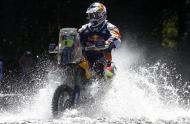 Ruben Faria Argentina Dakar Foto: Lusa