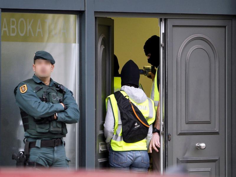 Detenções anunciadas duas horas antes de acontecerem (Lusa)