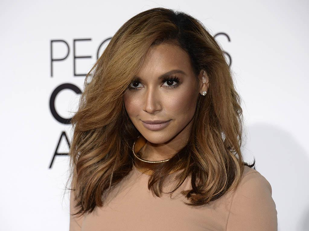 Naya Rivera na gala dos People`s Choice Awards 2014 (Reuters)