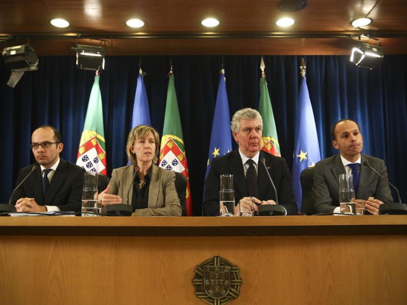 Conselho de Ministros (Lusa)