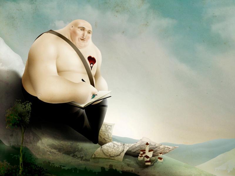 «O Gigante»