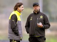 B. Dortmund passa pausa de Inverno em Espanha