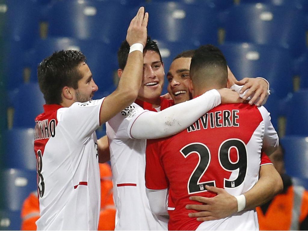 Montpellier-Monaco (EPA)