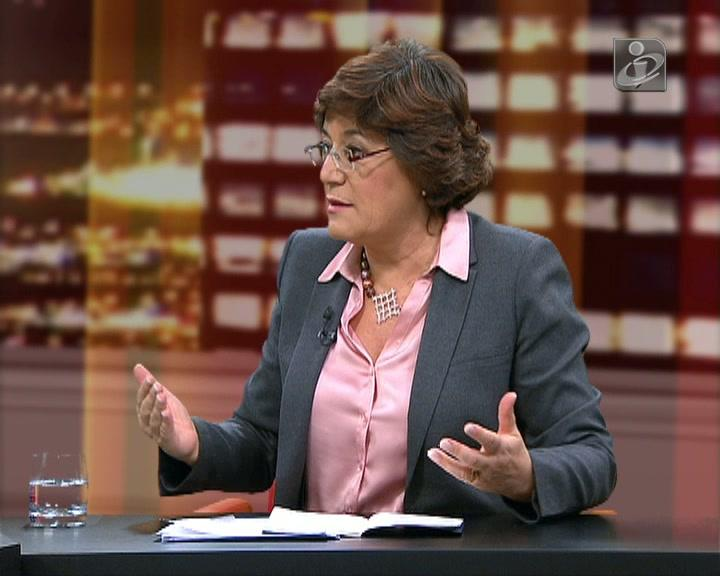 Ana Gomes, eurodeputada do PS