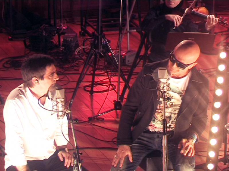 Pedro Abrunhosa e Camané