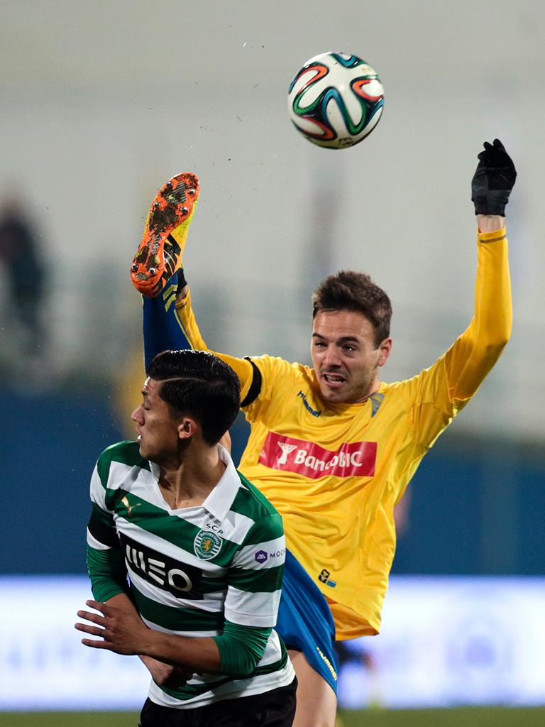 Estoril vs Sporting