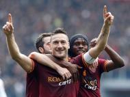Roma vs Genoa (REUTERS)