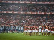 Homenagem a Eusébio no Benfica-FC Porto (LUSA)