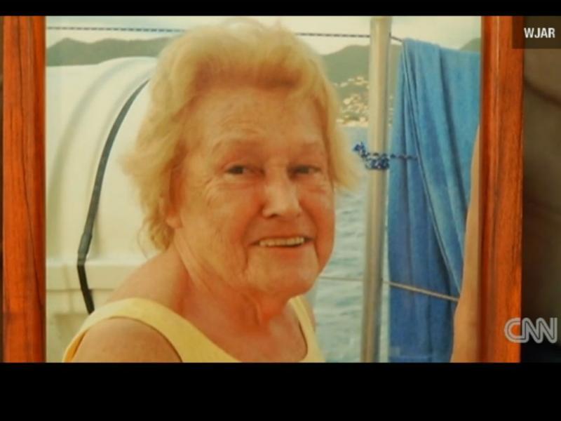 Margaret Pokka (Reprodução CNN)