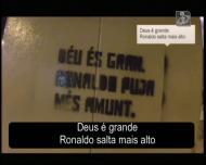Graffiti Ronaldo