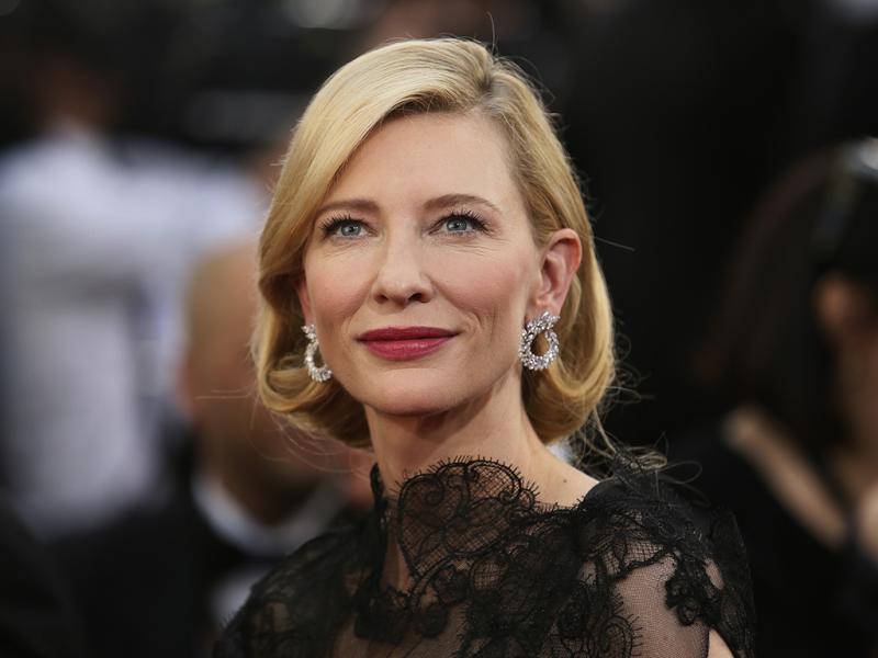 Cate Blanchett nos Globos de Ouro 2014 (REUTERS)