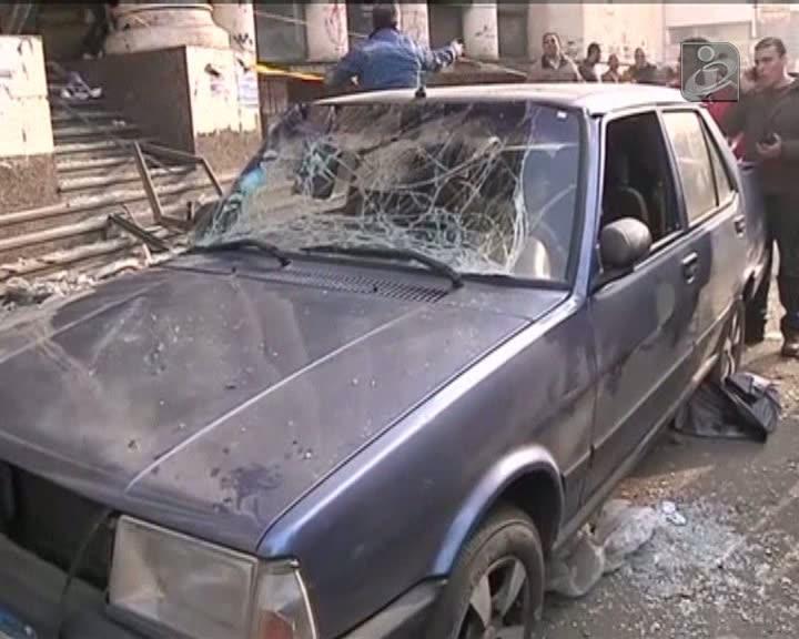 Cairo: engenho explode em dia de referendo