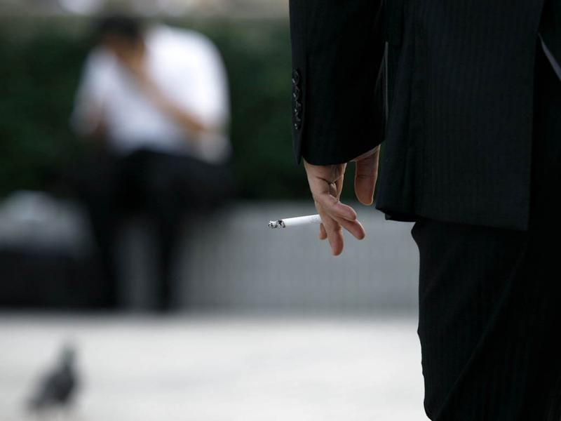 Cigarro (Reuters)