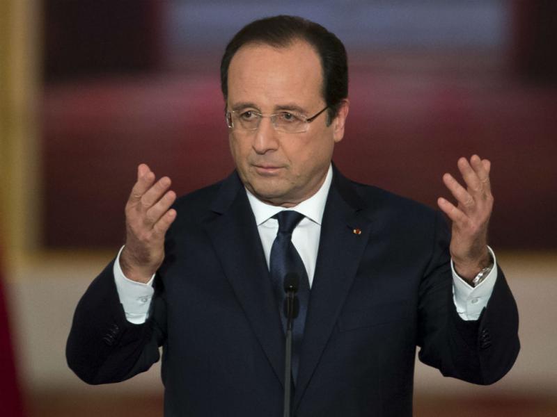 François Hollande (Lusa)