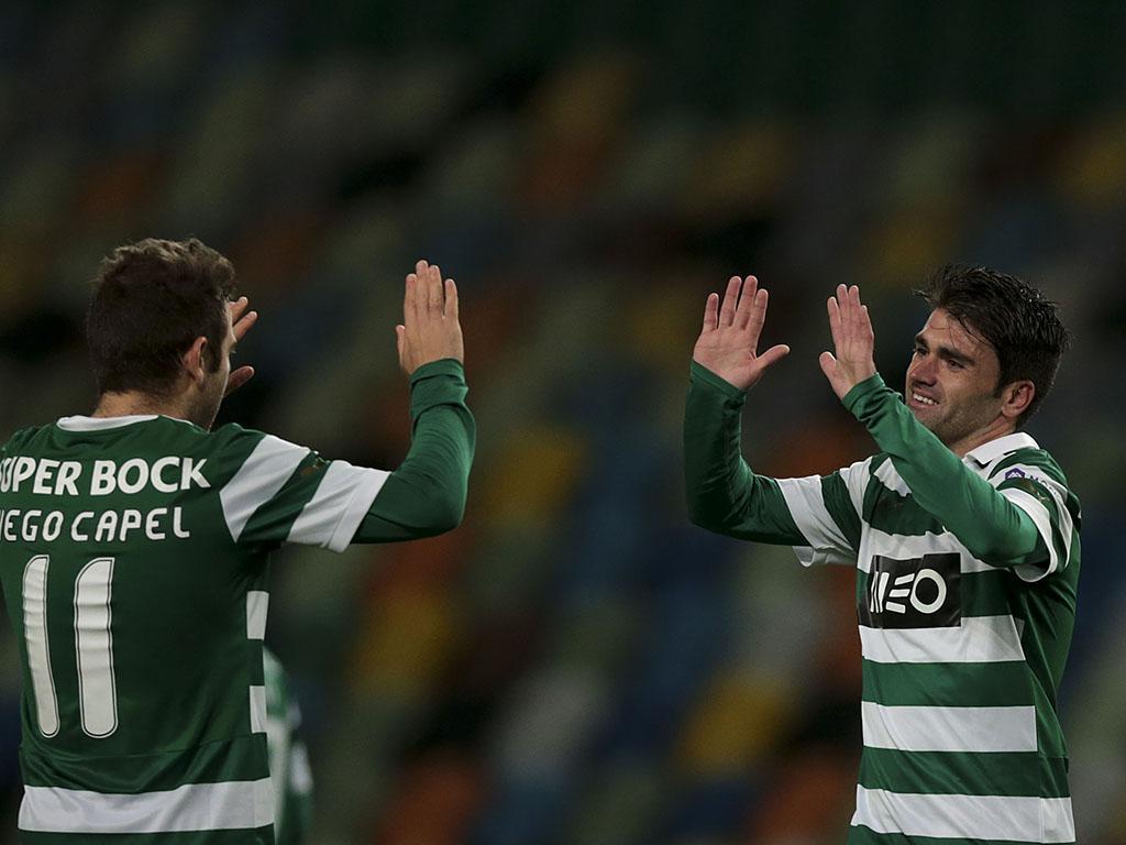Sporting vs Marítimo (LUSA)