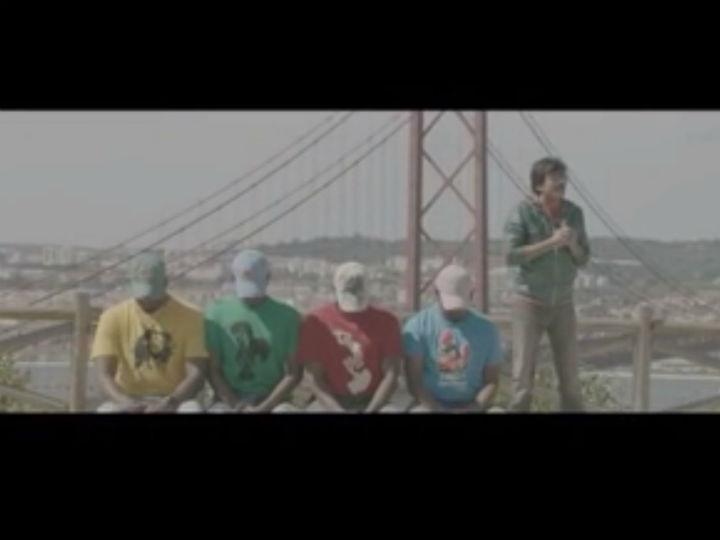 Lisboa em estilo Bollywood