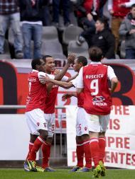 Taça da Liga: Sporting Braga vs Beira Mar (LUSA)