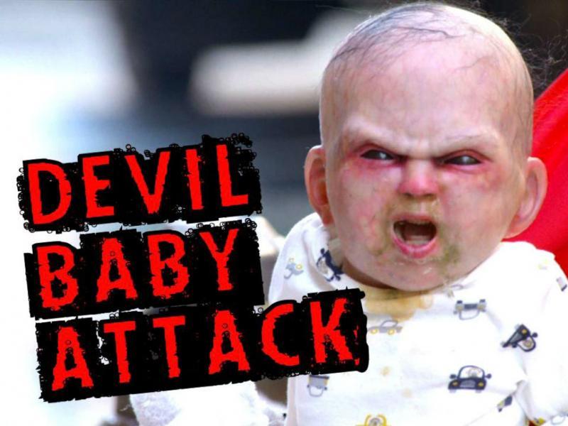 Bebé diabo