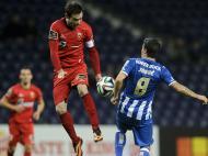 Taça da Liga: FC Porto vs Penafiel (LUSA)