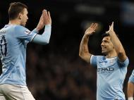 Manchester City vs Blackburn Rovers (REUTERS)