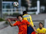 Taça da Liga: Estoril vs Belenenses (LUSA)