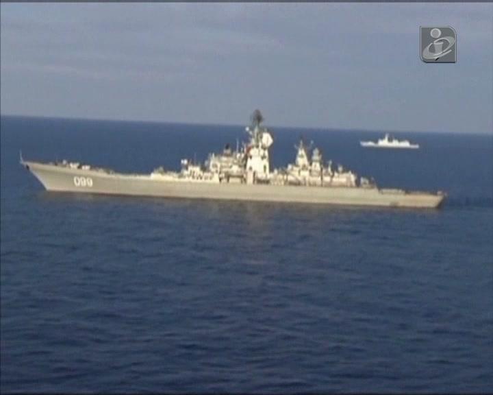 Armas químicas sírias não vão passar pelos Açores