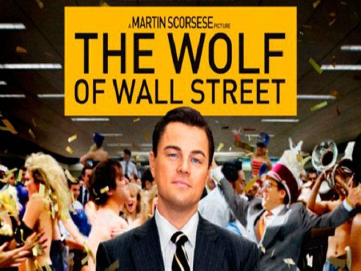 Filme «O Lobo de Wall Street»