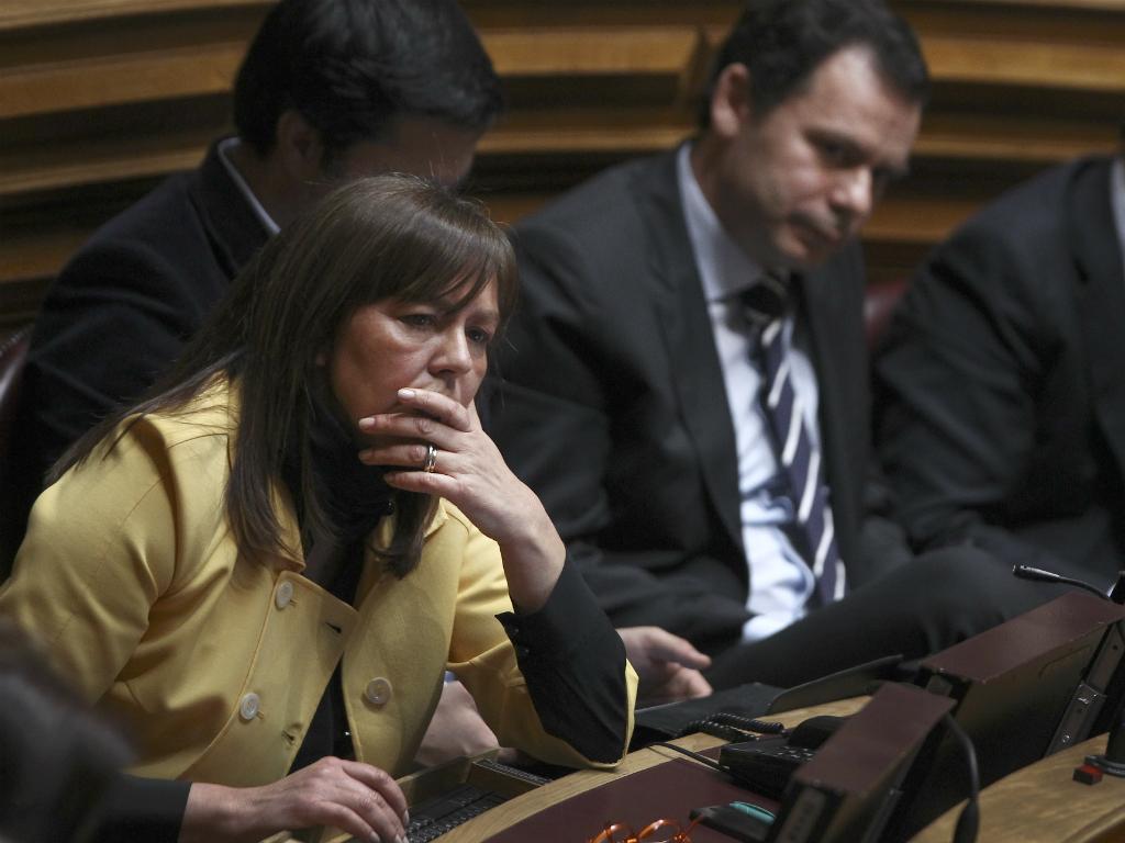 Teresa Leal Coelho demite-se da vice-presidência da bancada (Lusa)