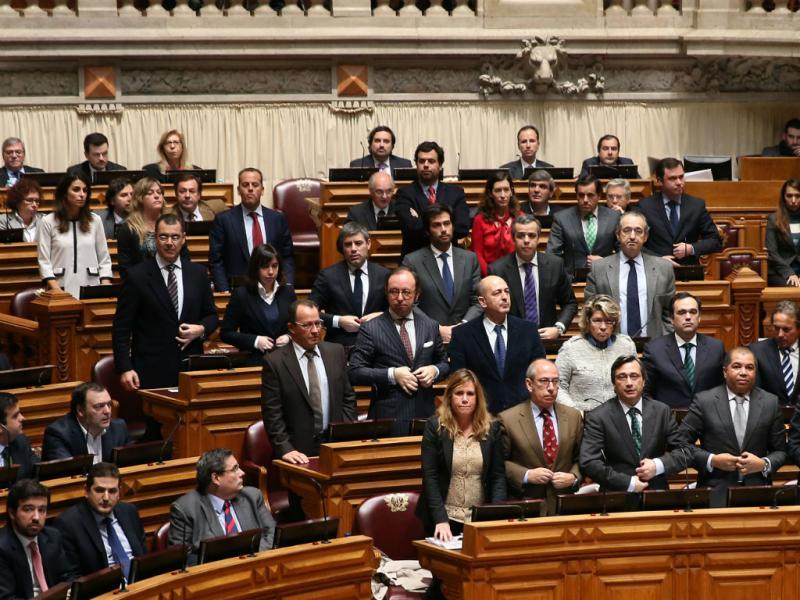 Coadoção e adoção: proposta de referendo aprovada (Lusa)