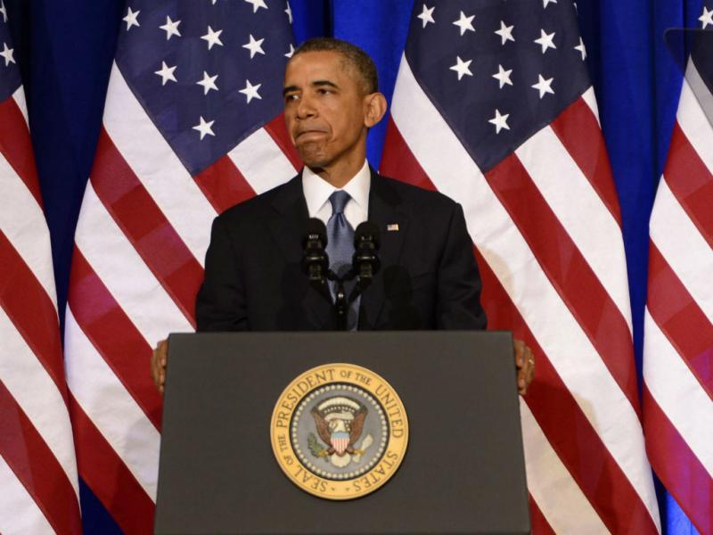 Barack Obama (EPA/LUSA)