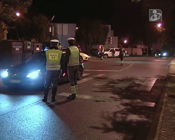 GNR fiscalizou condutores sob influência do álcool em todo o país