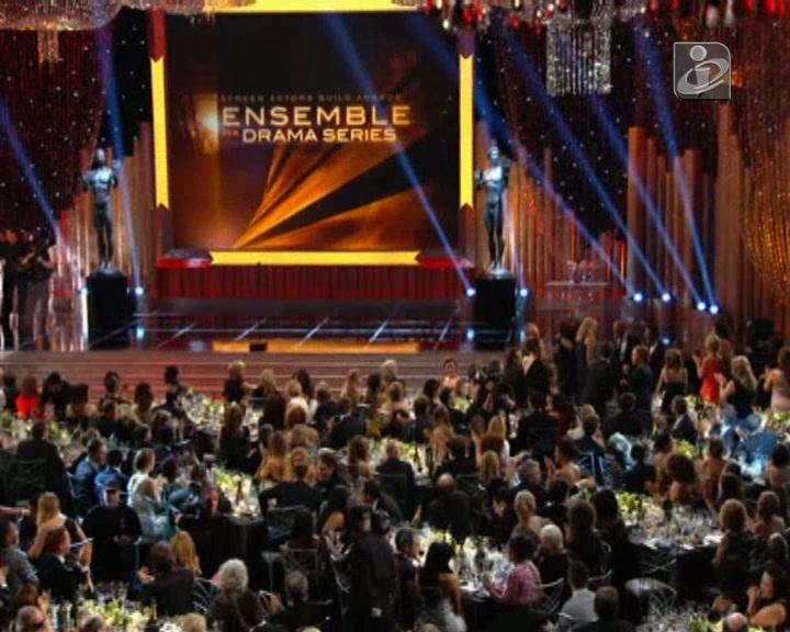 Prémios SAG: Melhor elenco para o filme «Golpada Americana»