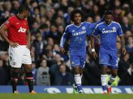 Chelsea vs Manchester United (REUTERS)