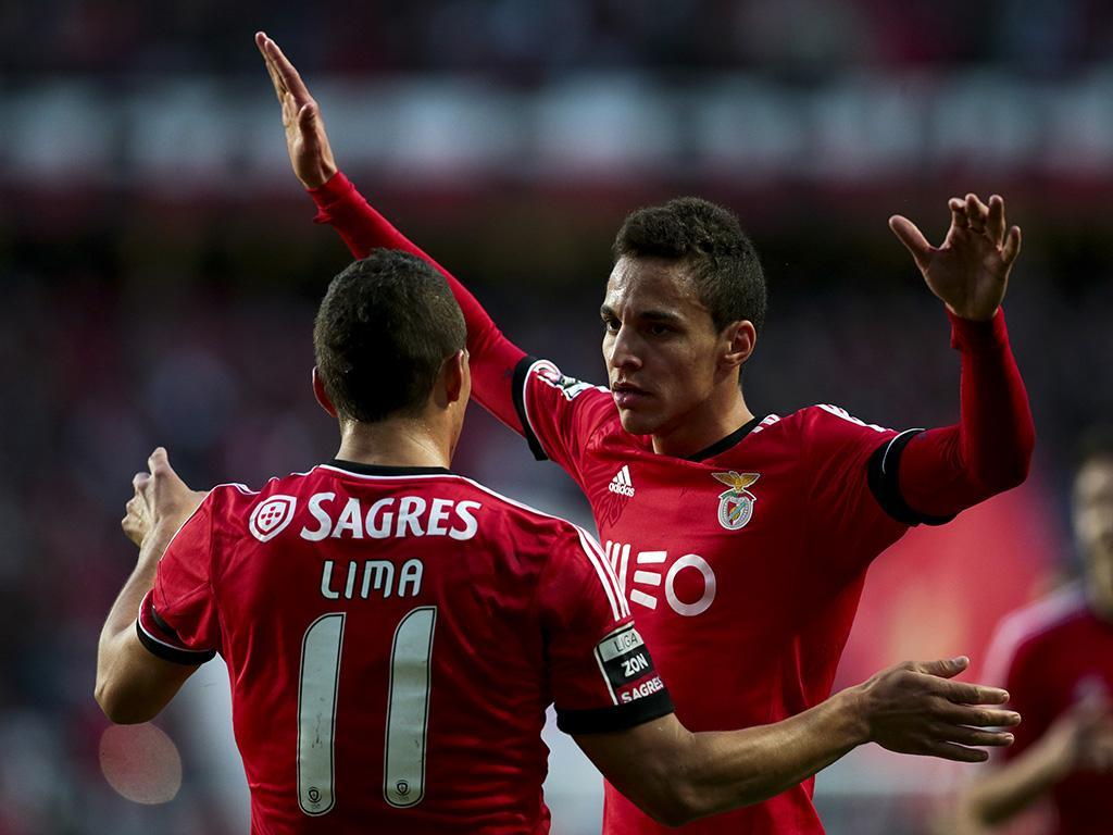 Benfica vs Marítimo (LUSA)