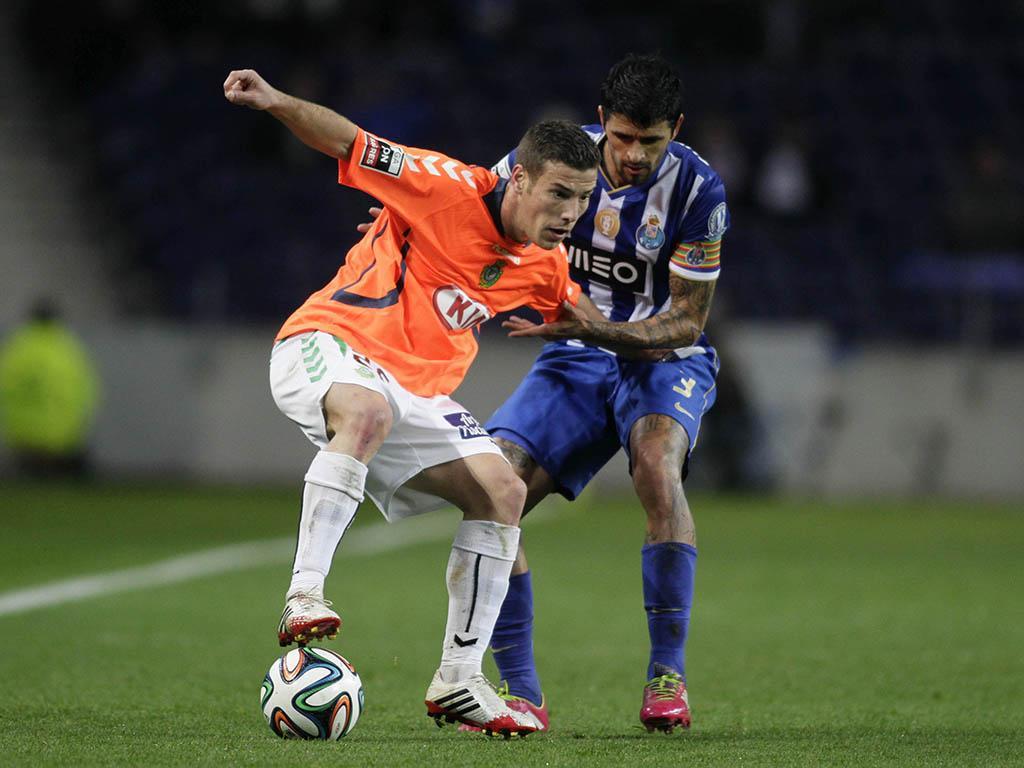 FC Porto vs Vitória Setúbal (REUTERS)