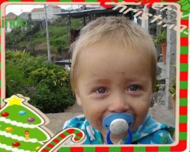Menino desaparecido na Madeira