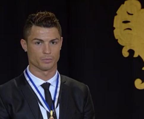 Cristiano Ronaldo (Foto: reprodução)