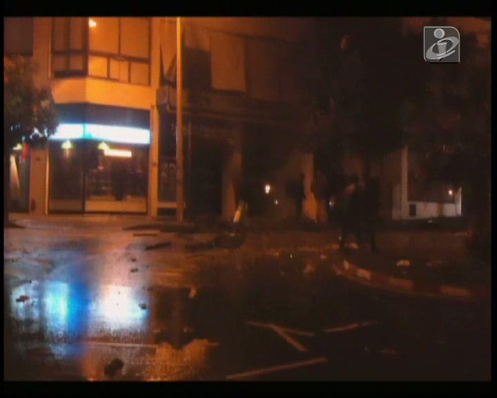 Explosão de gás em Lagos_Algarve