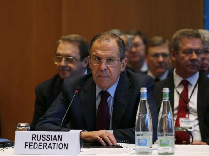 Serguei Lavrov [Reuters]