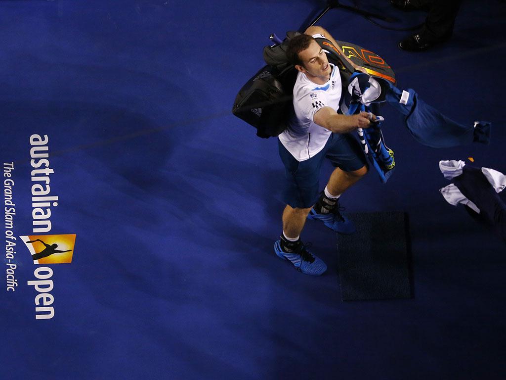 Federer deixa Murray pelo caminho na Austrália (Reuters)