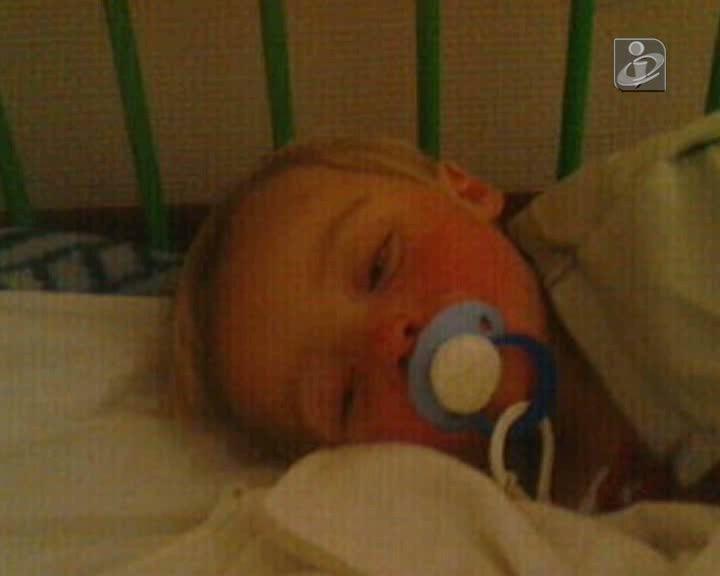 Daniel no hospital