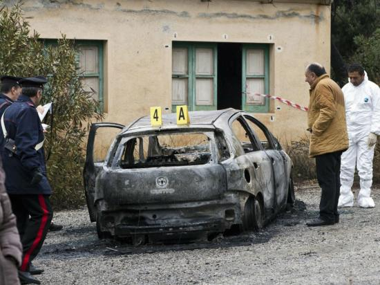 Máfia mata menino de três anos