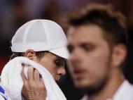 Meias Finais: Wawrinka vs Berdych (Reuters)