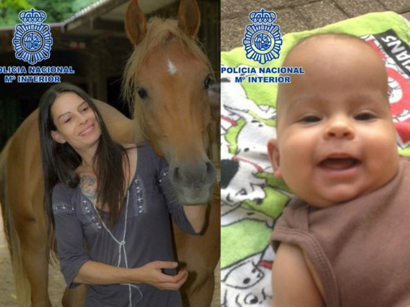 Mãe degola filho bebé depois de ser detida em Espanha