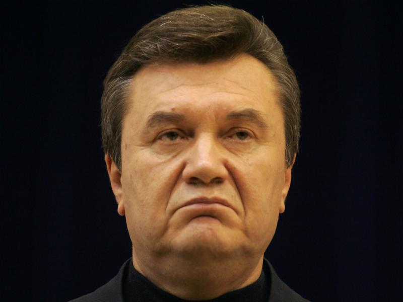 Viktor Yanukovych - Presidente da Ucrânia (Reuters)
