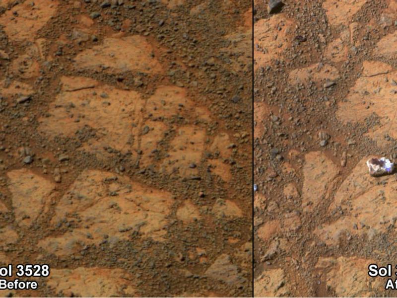 Mistério em Marte