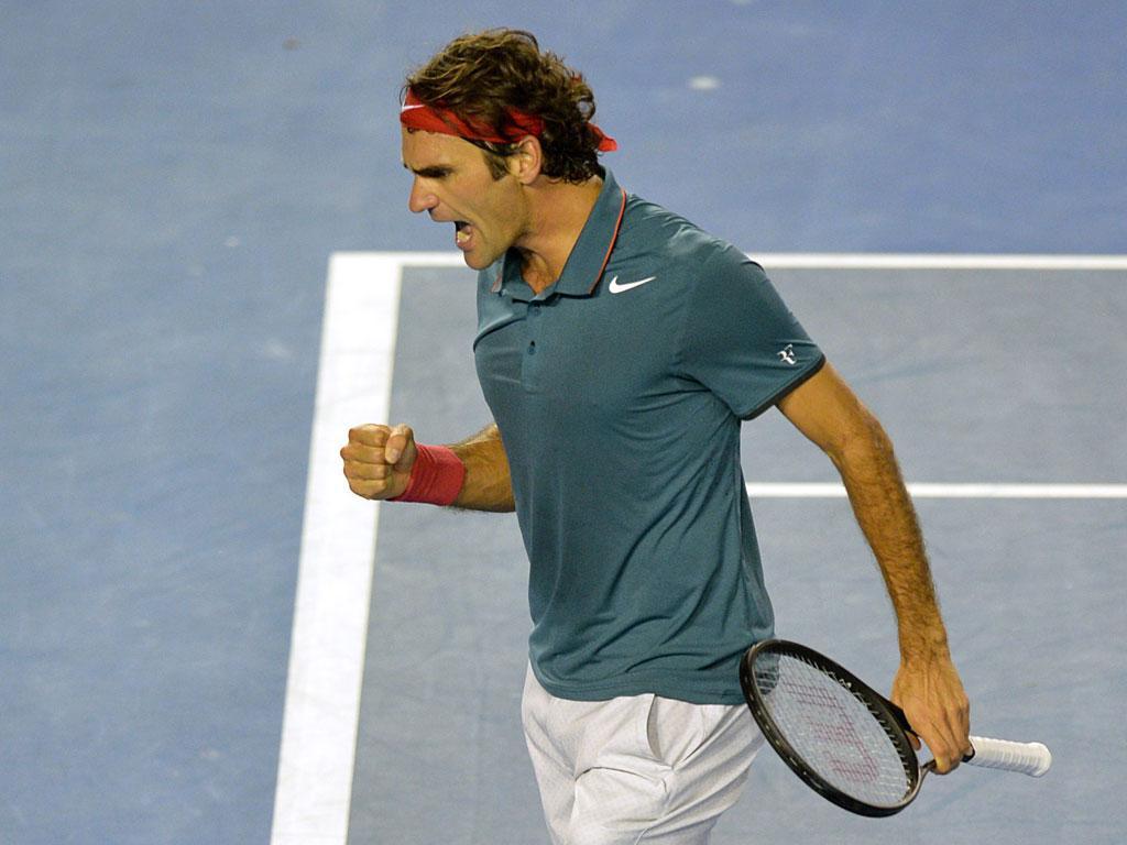 Open da Austrália: Nadal vs Federer (EPA)