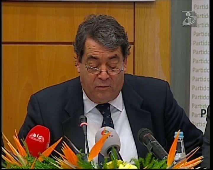 Marinho Pinto apresentou candidatura às Europeias